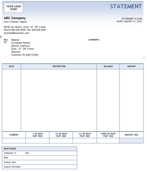 Amazing FREE BUSINESS FINANCIAL STATEMENT TEMPLATES FREE BUSINESS