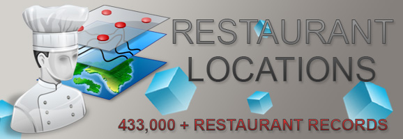 Restaurant Locations Database
