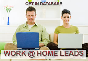 Work at Home Leads List