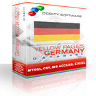 Germany Yellow Pages Database