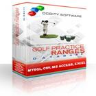 Golf Practice Ranges Database