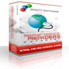 Internet Service Providers Database