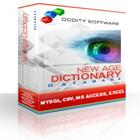 New Age Dictionary Database