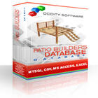 Patio Builders Database