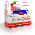 Russia Businesses Database