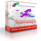 Top West Europe Companies Database
