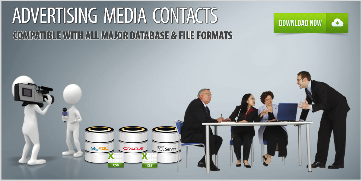 Advertising Contacts Database Download