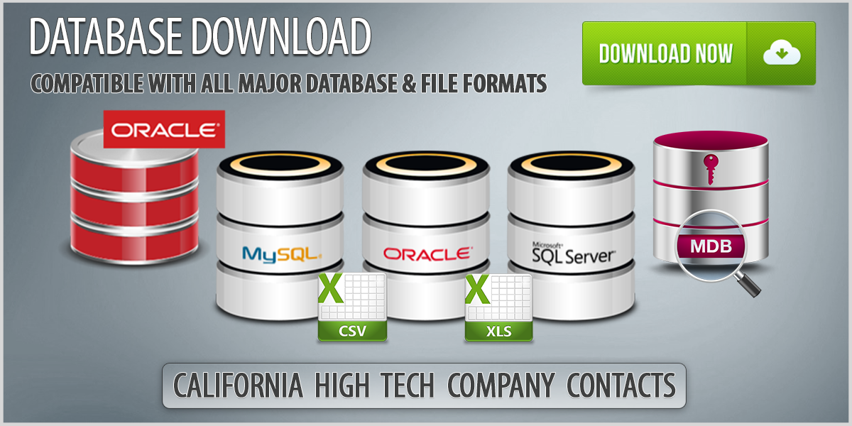 California High Tech Contact Database Download