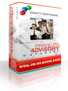 Download Financial Advisory Services Database