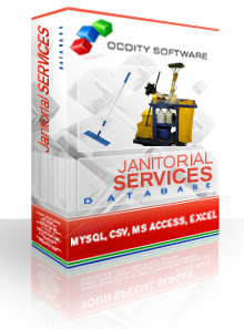 Download Janitorial Services Database
