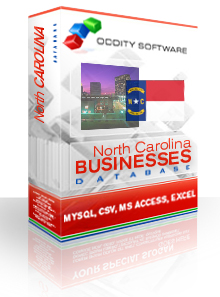 Download North Carolina Business Listings Database