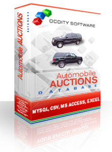 Download Automobile Auctions Database