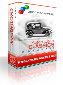 Download Auto Antiques and Classics Database