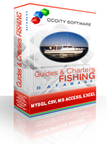 Download Fishing Guides - Charters & Parties Database