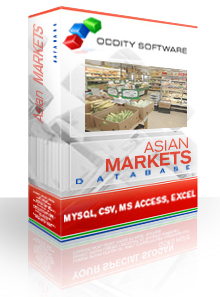Download Asian Markets Database