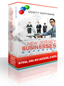 Download New Jersey Business Listings Database