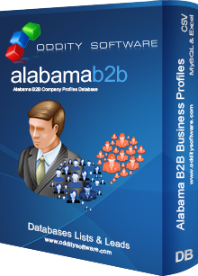 Download Alabama B2B Business Profiles