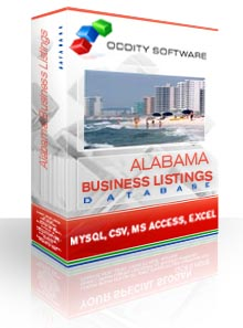 Download Alabama Business Listings Database
