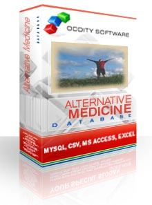 Download Alternative Medicine Database