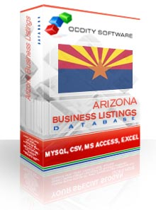 Download Arizona Business Listings Database