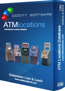Download ATM Locations Database