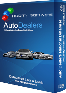 Download Auto Dealers (National) Database