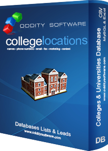 Download Universities and Colleges Database
