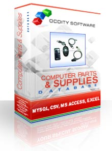 Download Computer Parts & Supplies Database