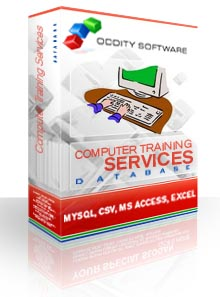 Download Computer Training Services Database