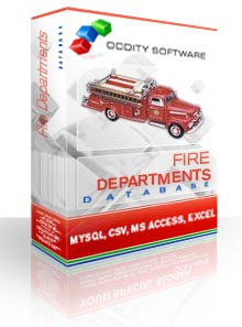 Download Fire Departments Database