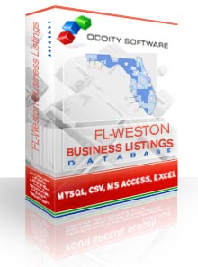 Download Florida - Weston, Business Listings Database