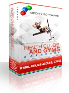 Download Health Clubs and Gyms Directory