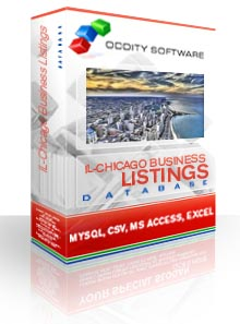 Download Illinois - Chicago Business Listings Database