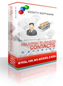 Download Industrial Business Contacts Database