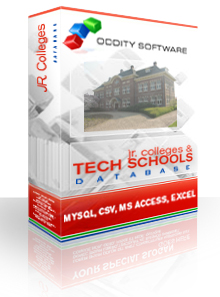 Download Junior Colleges & Technical Institutes Database