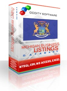 Download Michigan Business Listings Database