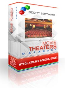 Download Movie Theaters Database