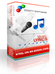 Download Music Lyrics Database