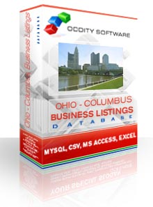 Download Ohio - Columbus, Business Listings Database