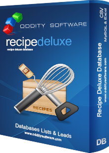 Download Recipes Deluxe Database