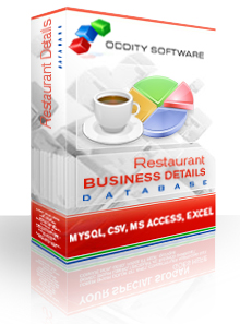 Download Restaurant Details Database