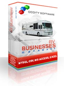 Download RV Businesses Database
