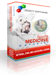 Download Sports Medicine Database