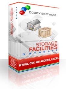Download Storage Facilities Database