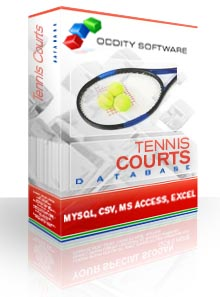 Download Tennis Courts Database