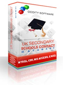 Download UK Secondary Schools Contact Database