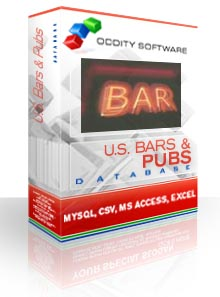Download U.S. Bars and Pubs Database