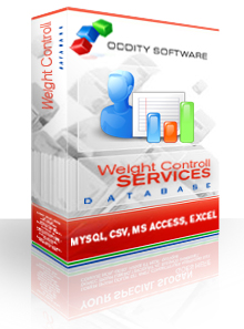 Download Weight Control Services Database