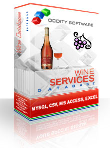 Download Wine Service Database
