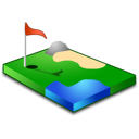 Golf Courses and Golf Resorts Database